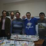 Первый турнир в МастерГраде