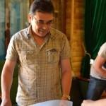 Тилеукабылов Бахтияр, один из организаторов Южноказахстанской Федерации Настольного Хоккея.